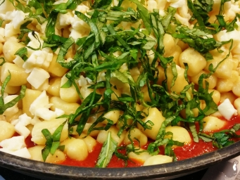 Dishes of the Campania region
